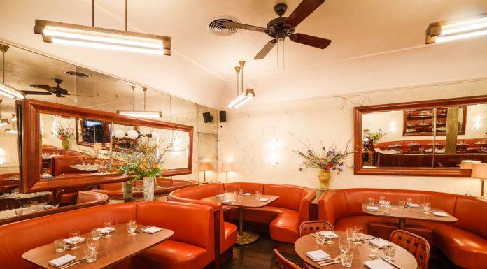 NYC's Frenchette Restaurant